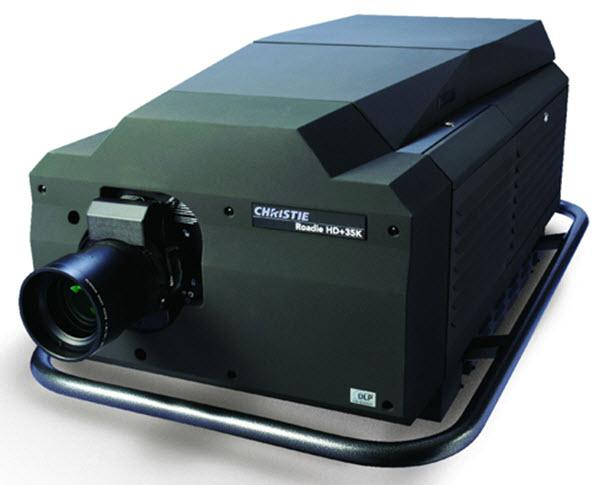 Christie Roadie HD+35K Projector