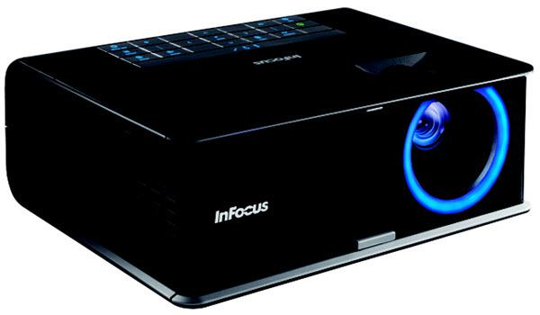 InFocus IN3114 Projector