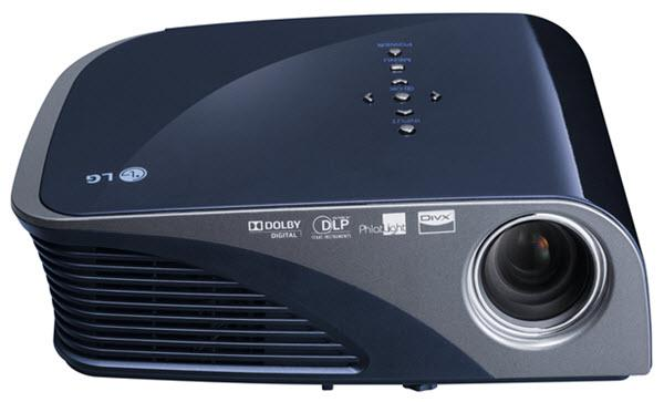 LG HS200G Projector