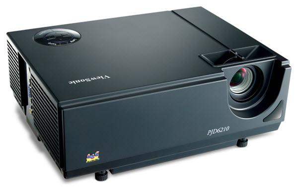 ViewSonic PJD6210-3D Projector