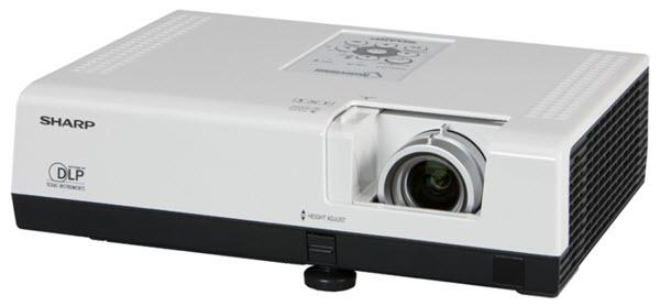 Sharp PG-D2500X Projector