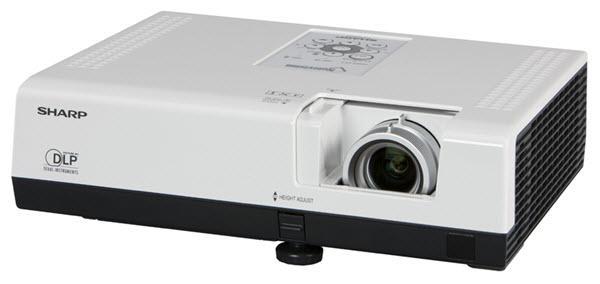 Sharp PG-D3010X Projector