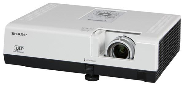 Sharp PG-D2710X Projector