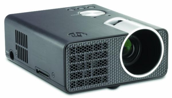 HP Notebook Projection Companion Projector