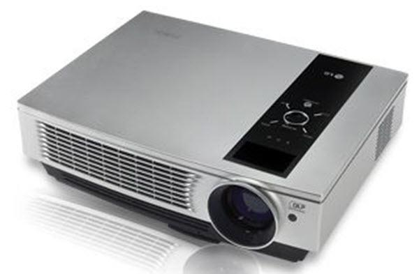 LG BX401C Projector