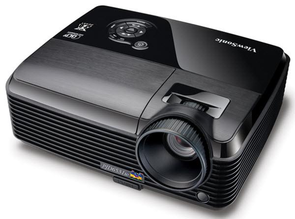 ViewSonic PJD6531w Projector