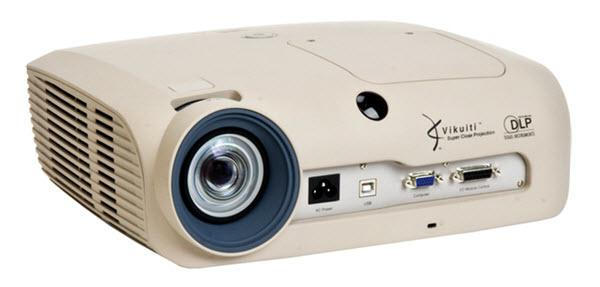 3M Super Close Projection System SCP716W Projector