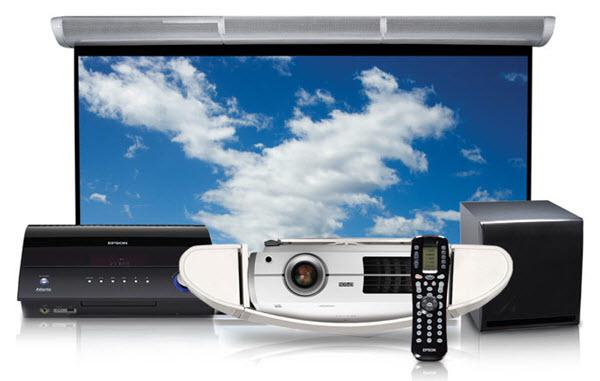 Epson Ensemble HD 8500 Projector