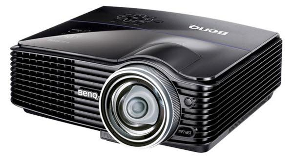 BenQ MP776 ST 130 Offset Projector