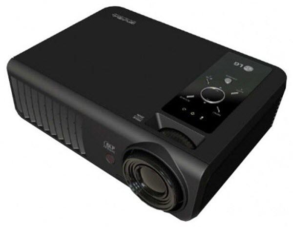 LG BS254 Projector