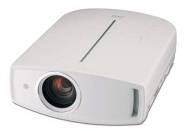 JVC DLA-HD550WE Projector