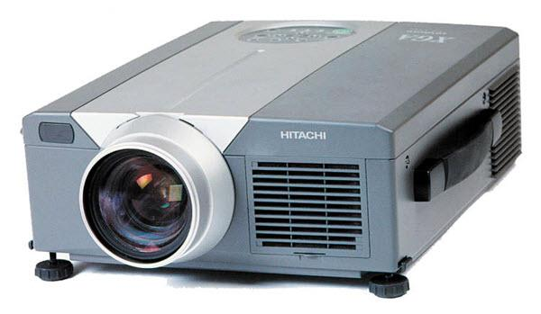 Hitachi CP-S860W Projector