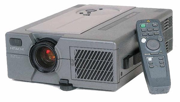 Hitachi CP-S840W Projector