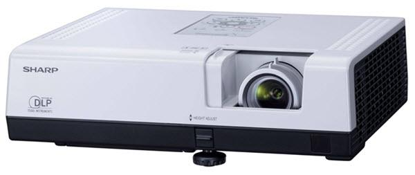 Sharp PG-D2510X Projector
