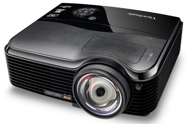 ViewSonic PJD7383i Projector