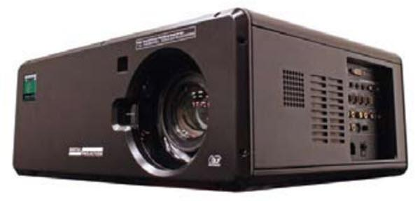 Digital Projection E-Vision WXGA 600 Black Projector