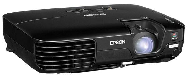 Epson PowerLite 1260 Projector