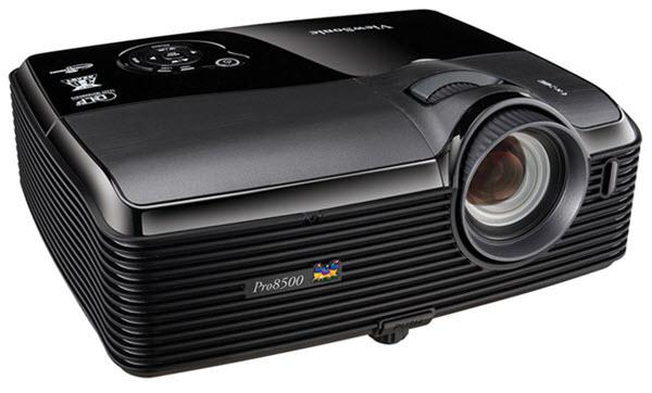 ViewSonic Pro8500 Projector