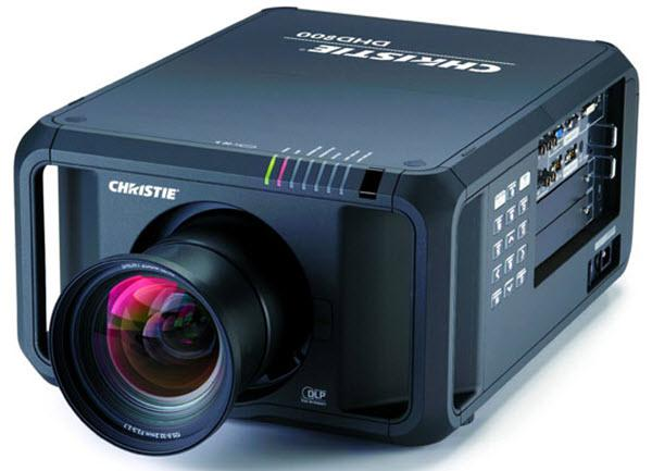 Christie DHD800 Projector