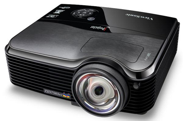 ViewSonic PJD7583wi Projector
