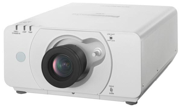 Panasonic PT-DX500U Projector