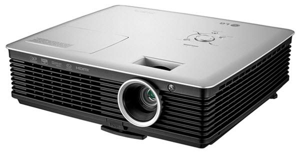 LG BX327 Projector