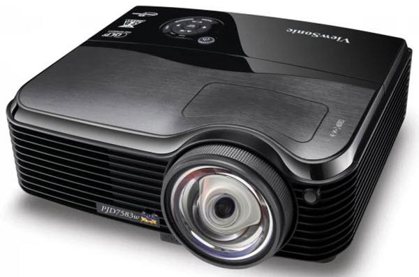 ViewSonic PJD7583w Projector