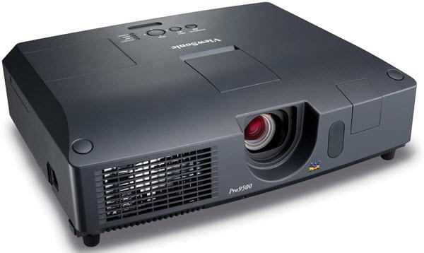 ViewSonic Pro9500 Projector