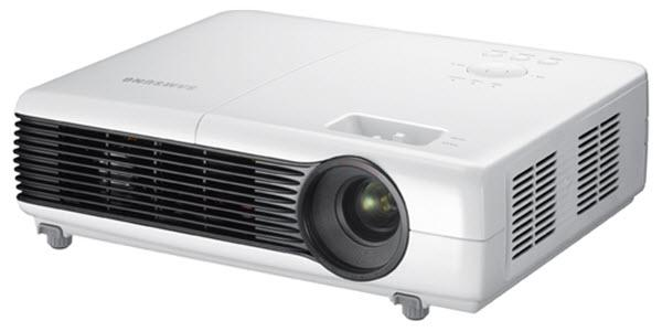 Samsung SP-M255W Projector
