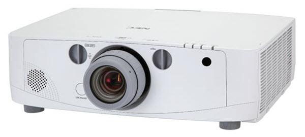 NEC PA550W-13ZL Projector