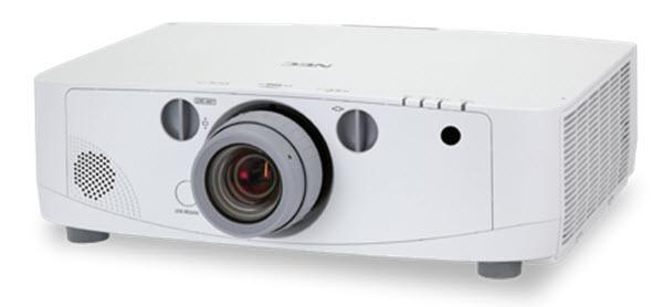 NEC PA600X-13ZL Projector