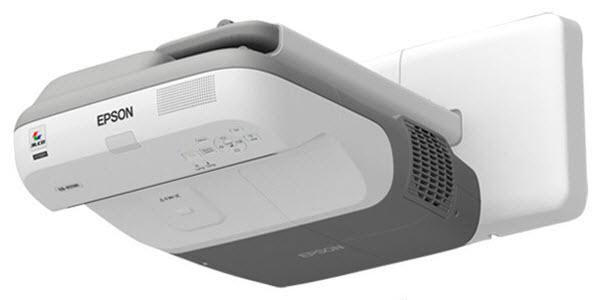 Epson BrightLink 455WiRM Projector