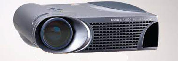 Kodak DP2000 Projector