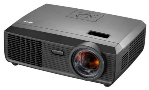 LG BX286 Projector