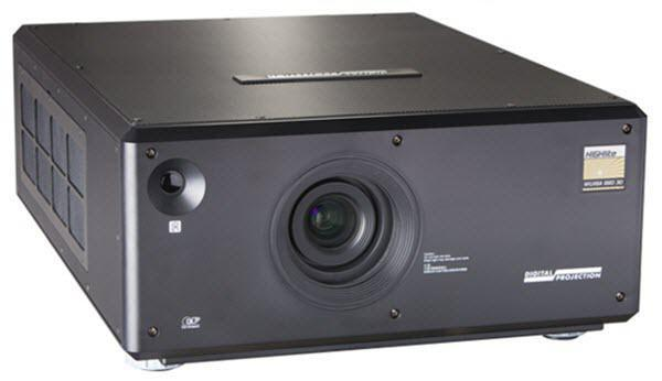 Digital Projection HIGHlite Cine  WUXGA 660 Projector