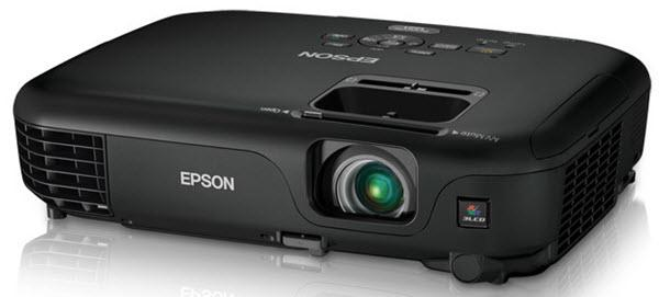Epson PowerLite 1221 Projector