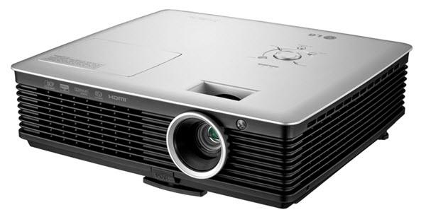 LG BX277 Projector