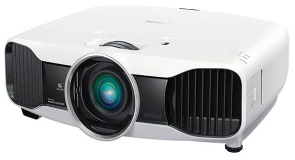 Epson PowerLite Home Cinema 5010 Projector