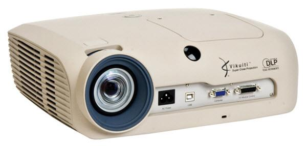 3M Super Close Projection System SCP725 Projector