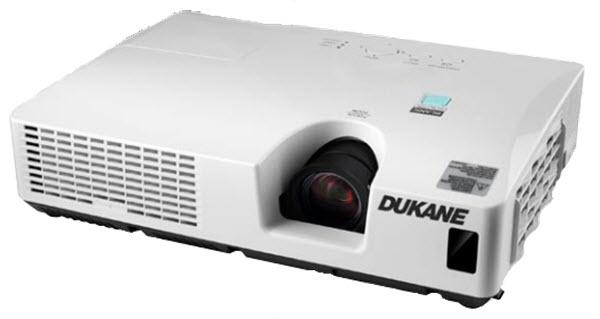 Dukane ImagePro 8795H-RJ Projector