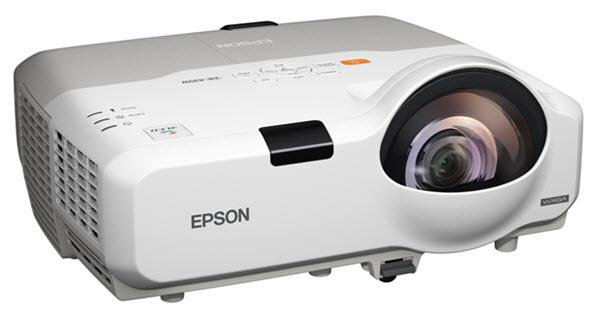Epson Europe EB-430 Projector