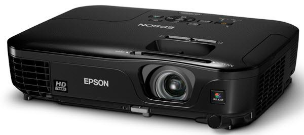 Epson Europe EH-TW480 Projector