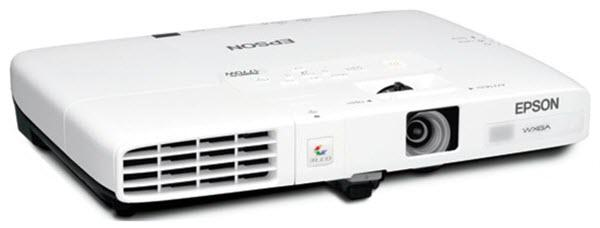 Epson Europe EB-1770W Projector