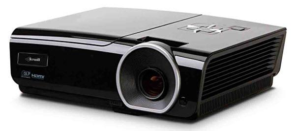 Knoll Systems HDO2200b Projector