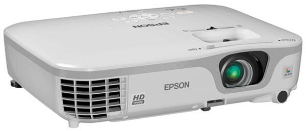 Epson PowerLite Home Cinema 710HD Projector