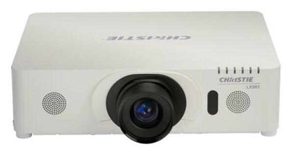 Christie LX501 Projector
