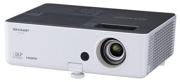 Sharp PG-LX2000 Projector