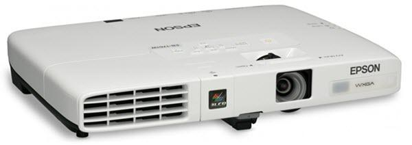 Epson Europe EB-1761W Projector