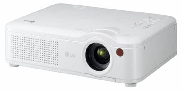 LG BX30C Projector