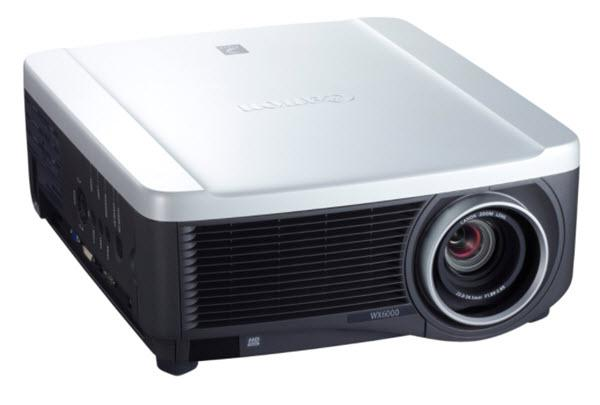 Canon REALiS WX6000 Projector